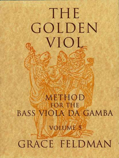 photo of The Golden Viol, Method for Bass, Vol. V