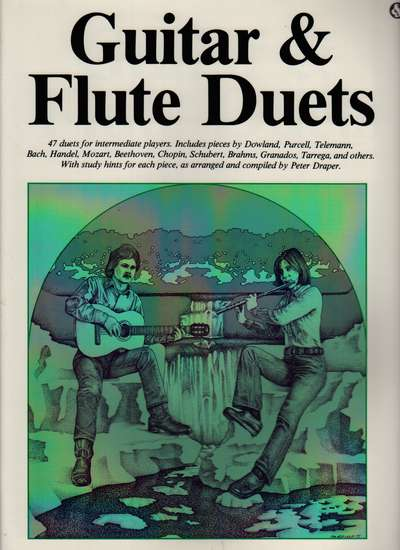 photo of Guitar & Flute Duets