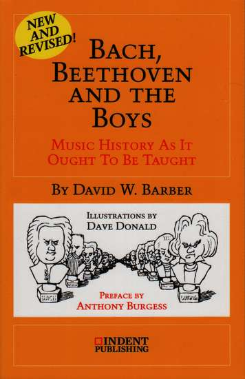 photo of Bach, Beethoven and the Boys, New and Revised