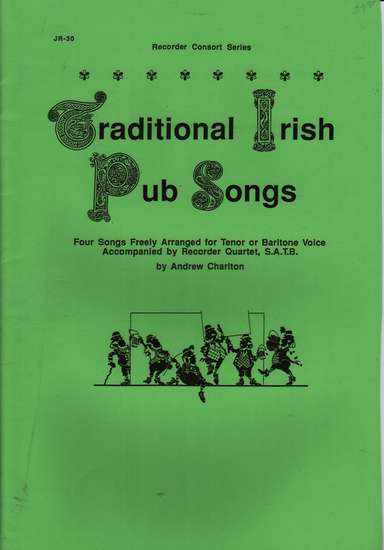photo of Traditional Irish Pub Songs