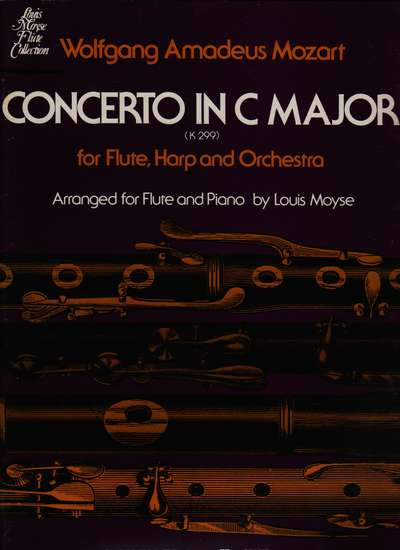 photo of Concerto in C Major for Flute, Harp, and Orchestra