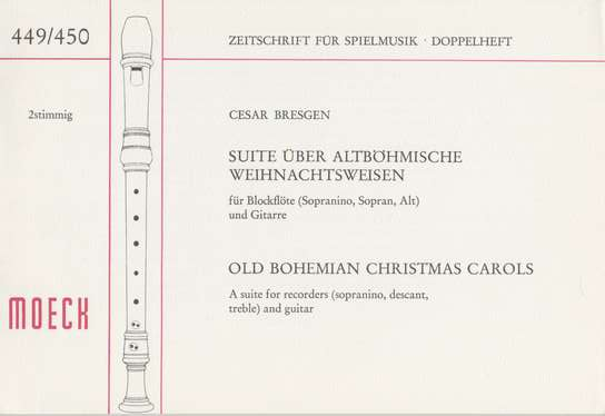 photo of Old Bohemian Christmas Carols