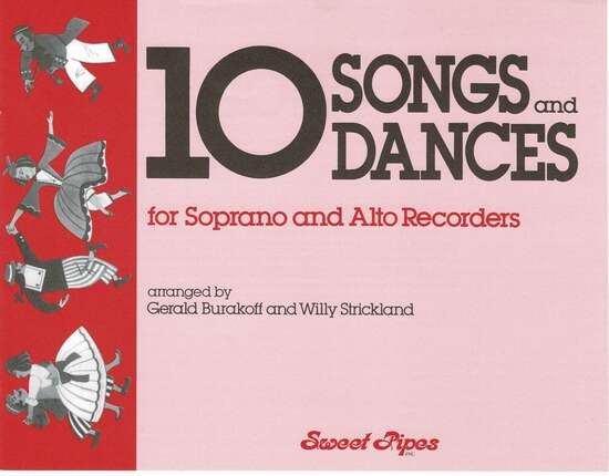 photo of 10 Songs and Dances