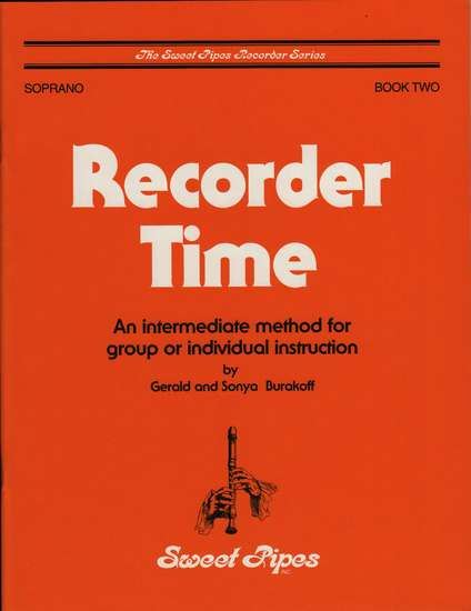 photo of Recorder Time, Book 2