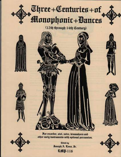 photo of Three Centuries of Monophonic Dances