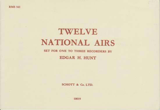 photo of Twelve National Airs