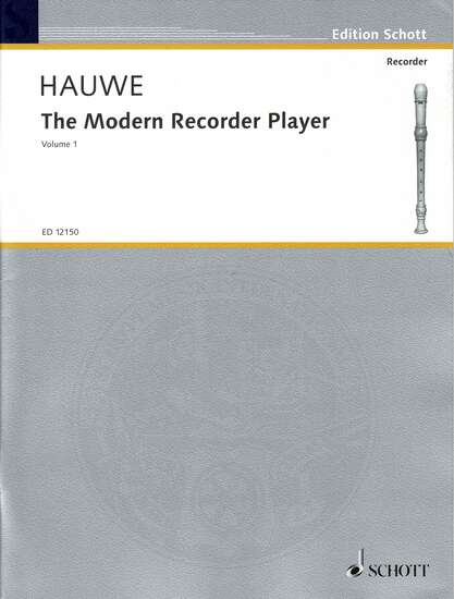 photo of The Modern Recorder Player, Vol. I