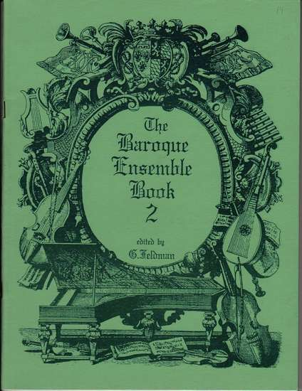photo of The Baroque Ensemble Book 2
