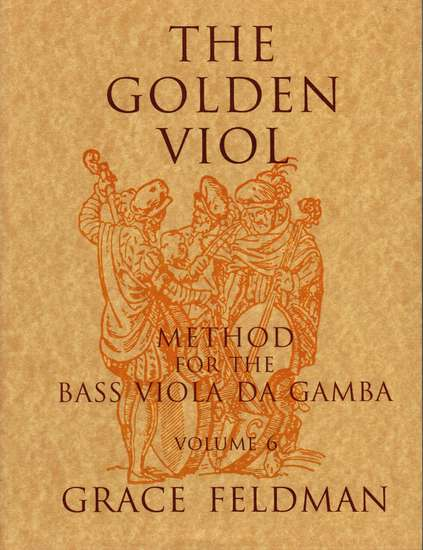 photo of The Golden Viol, Method for Bass, Vol. VI