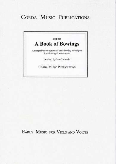 photo of A Book of Bowings