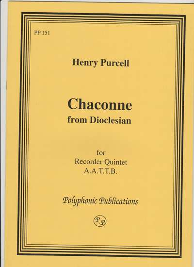 photo of Chaconne from Dioclesian