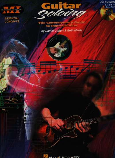 photo of Guitar Soloing, The Contemporary Guide to Improvisation