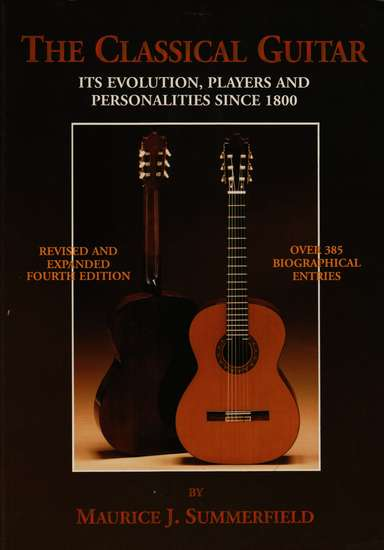 photo of The Classical Guitar, Fourth edition