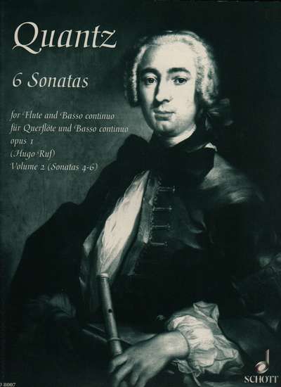 photo of 6 Sonatas, opus 1, Vol. 2