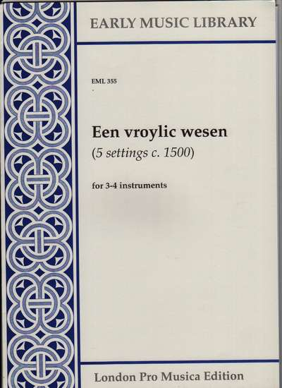 photo of Een vroylic wesen (5 settings c. 1500)