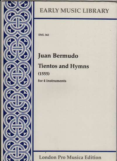 photo of Tientos and Hymns