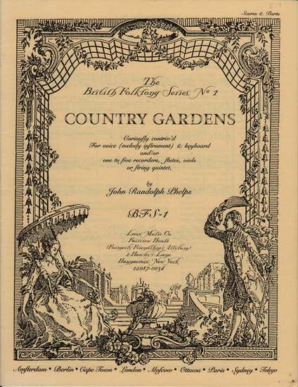 photo of Country Gardens