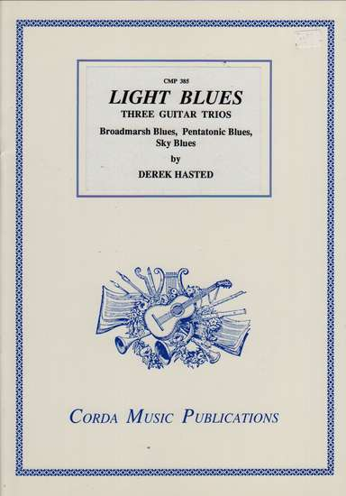 photo of Light Blues, Three Guitar Trios