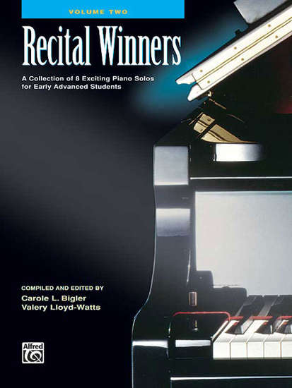 photo of Recital Winners, Book 2