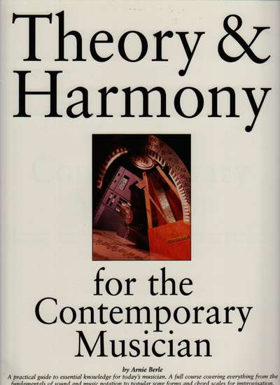 photo of Theory & Harmony for the Contemporary Musician