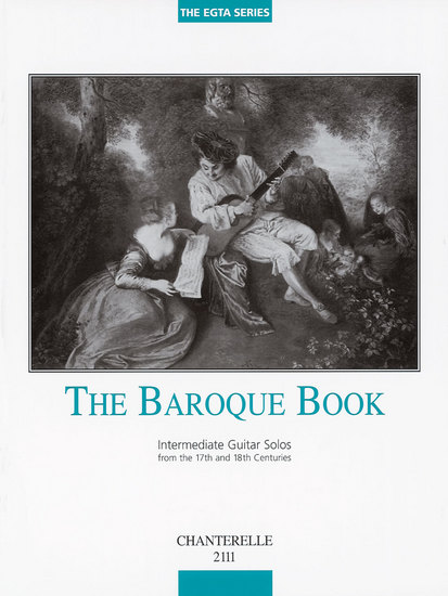 photo of The Baroque Book