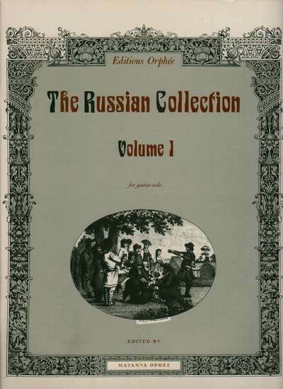 photo of The Russian Collection, Volume 1