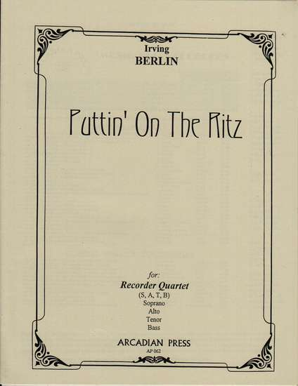photo of Puttin on the Ritz