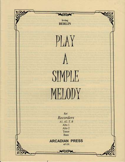 photo of Play a Simple Melody