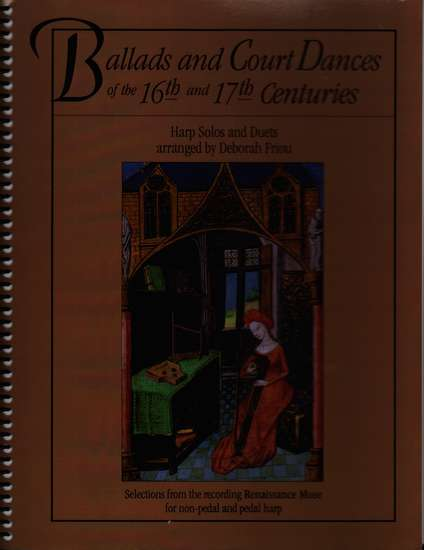 photo of Ballads and Court Dances of the 16th and 17th Cent.