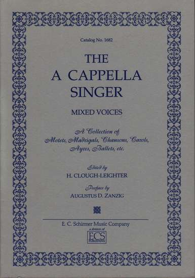 photo of The A Cappella Singer, Mixed Voices