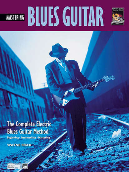 photo of Mastering Blues Guitar