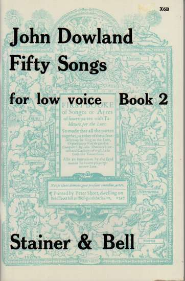 photo of Fifty Songs for Low Voice, Book 2
