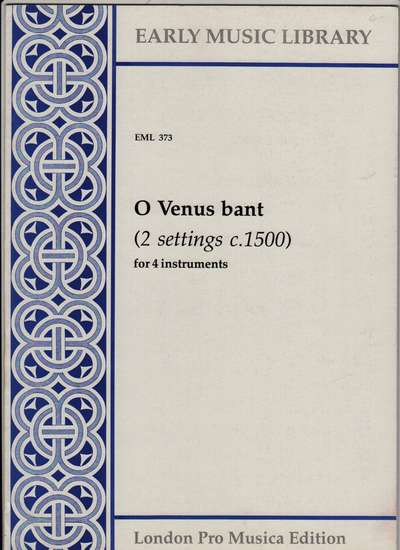 photo of O Venus bant