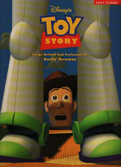 photo of Toy Story, Easy Piano