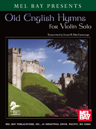 photo of Old English Hymns for Violin Solo