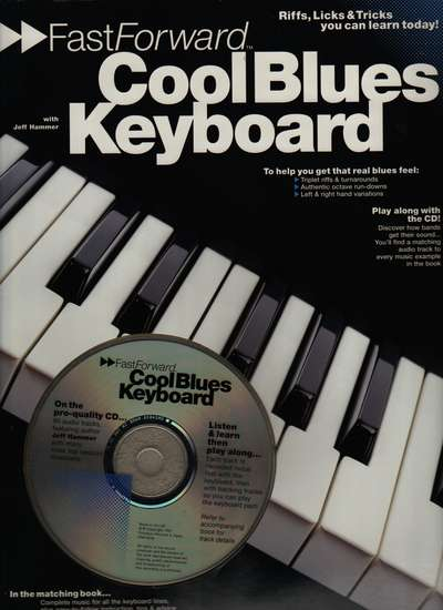 photo of Fast Forward, Cool Blues Keyboard
