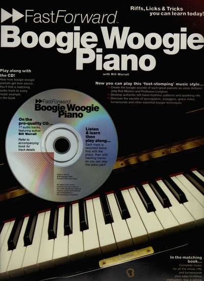 photo of Fast Forward, Boogie Woogie Piano