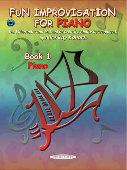 photo of Fun Improvisation for Piano, Book 1, Creative Abililty Development