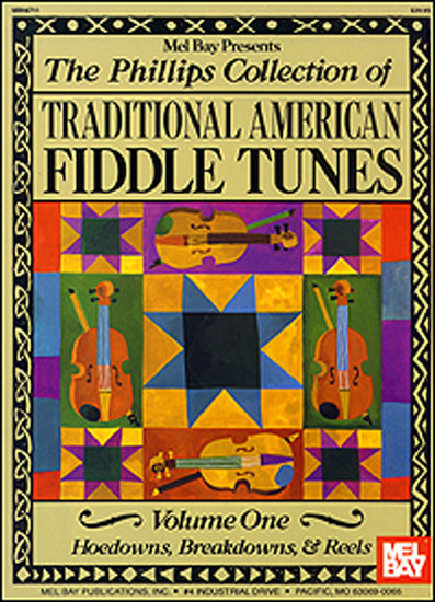 photo of Traditional American Fiddle Tunes, Vol. 1