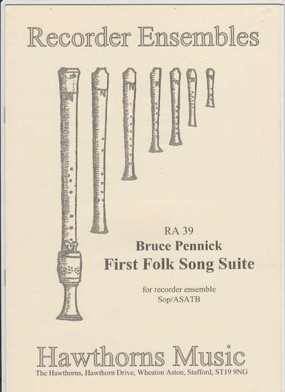 photo of First Folk Song Suite