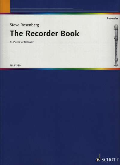 photo of The Recorder Book, 44 pieces