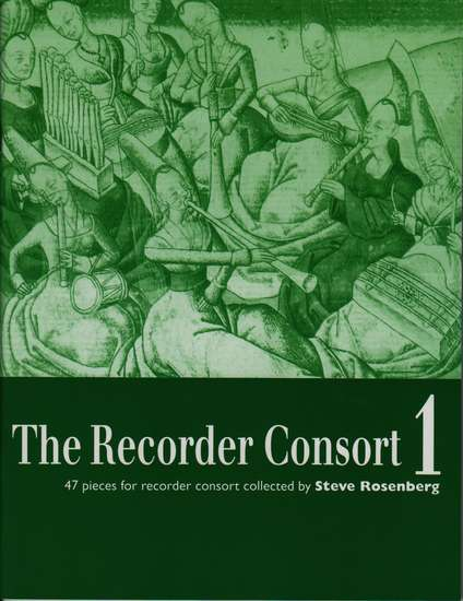 photo of The Recorder Consort, Vol. 1