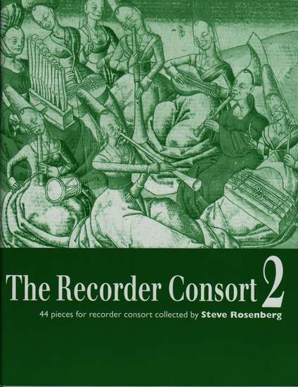 photo of The Recorder Consort, Vol. 2