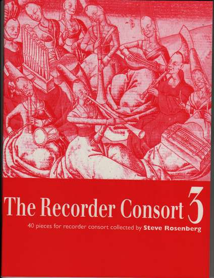 photo of The Recorder Consort, Vol. 3
