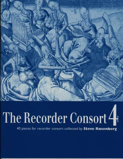 photo of The Recorder Consort, Vol. 4