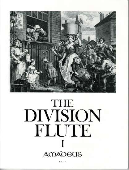 photo of The Division Flute, Vol. 1