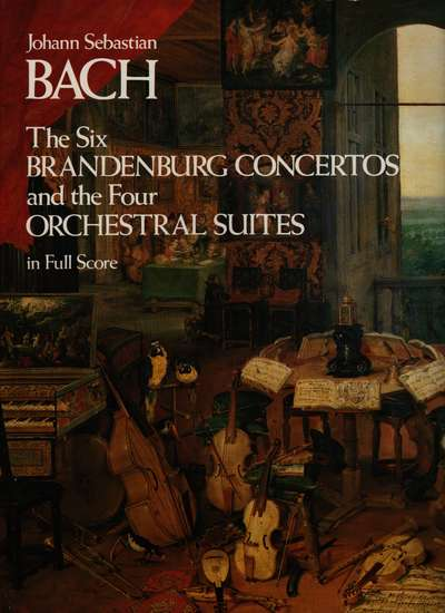 photo of The Six Brandenburg Concertos & Four Orchestral Suites
