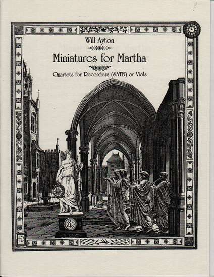 photo of Miniatures for Martha