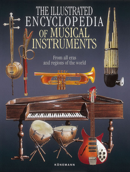 photo of The Illustrated Encyclopedia of Musical Instruments