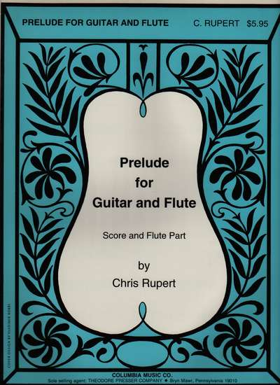 photo of Prelude for Guitar and Flute